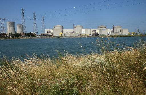 La centrale nucléaire du Tricastin  © AFP/Archives Philippe Desmazes