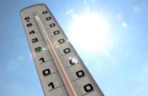 Plusieurs régions du globe, en premier lieu les zones tropicales, pourraient franchir d'ici 2050 un cap climatique marquant, celui où les années exceptionnellement chaudes des 150 dernières années seront la norme, affirme une étude publiée mercredi. © AFP/Archives Denis Charlet