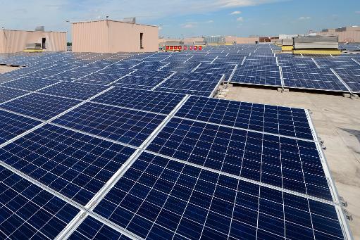 Les investissements dans les énergies renouvelables dans le monde ont affiché un recul de 20% au troisième trimestre, l'Allemagne tombant même au plus bas depuis... 2004, selon des statistiques publiées lundi. © Belga/AFP/Archives Dirk Waem