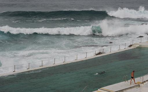Australian surf deadlier
