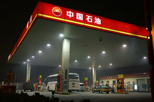 china oil giant
