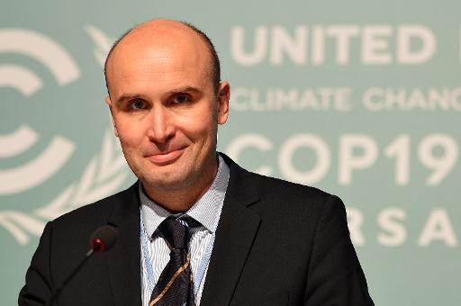 départ du ministre polonais de l'Environnement