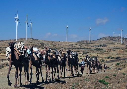 énergies vertes en Afrique