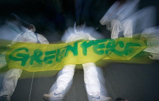 navire de Greenpeace