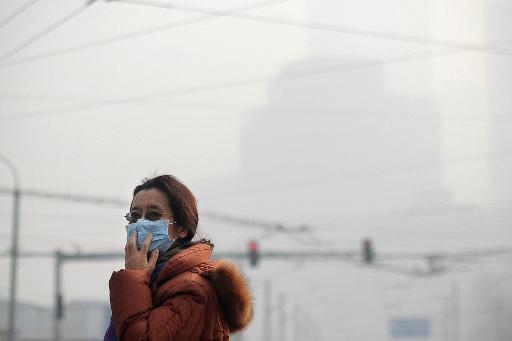 dangerous pollution