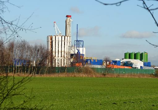framework for shale gas