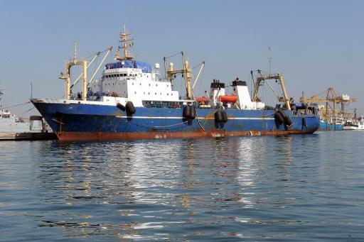 pêche illégale