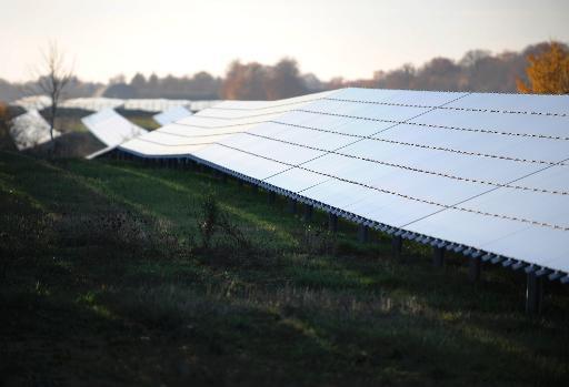 L'énergie solaire gagnée par le gigantisme