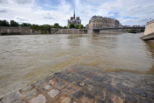 Le risque d'une crue historique de la Seine de type 1910, qui pourrait affecter jusqu'à 5 millions de personnes, doit faire l'objet d'une prévention et d'une préparation plus harmonisées, estime l'OCDE dans un rapport publié vendredi.  © AFP/Archives Pierre Andrieu