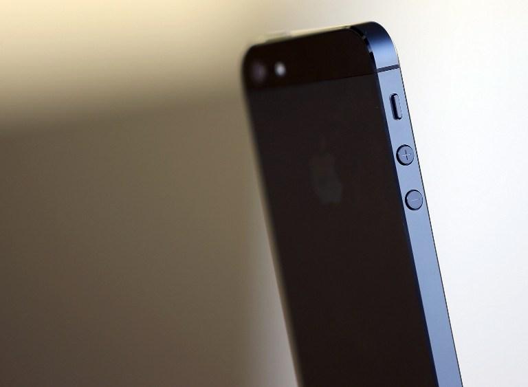 Les téléphones portables sont actuellement alimentées avec une batterie au lithium.  Justin Sullivan/Getty Images/AFP t pour l'instant alimentées avec une batterie au lithium.  Justin Sullivan/Getty Images/AFP