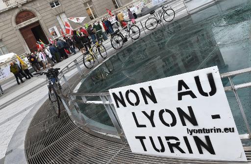 LGV Lyon-Turin