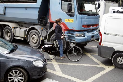 camions polluants