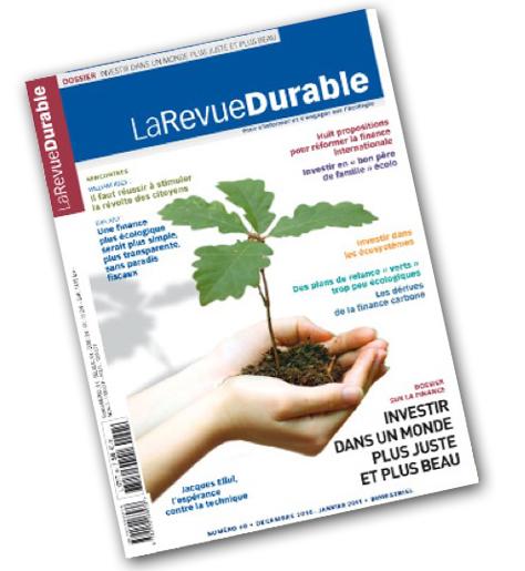 © La Revue Durable
