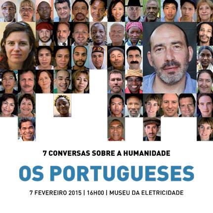 Nous, Portugais – Conversation sur l'Humanité du 7 février au Musée de l'Electricité de Lisbonne © 7 milliards d'Autres – www.7milliardsdautres.org