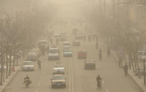 documentaire web sur la pollution