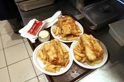 fush n chips