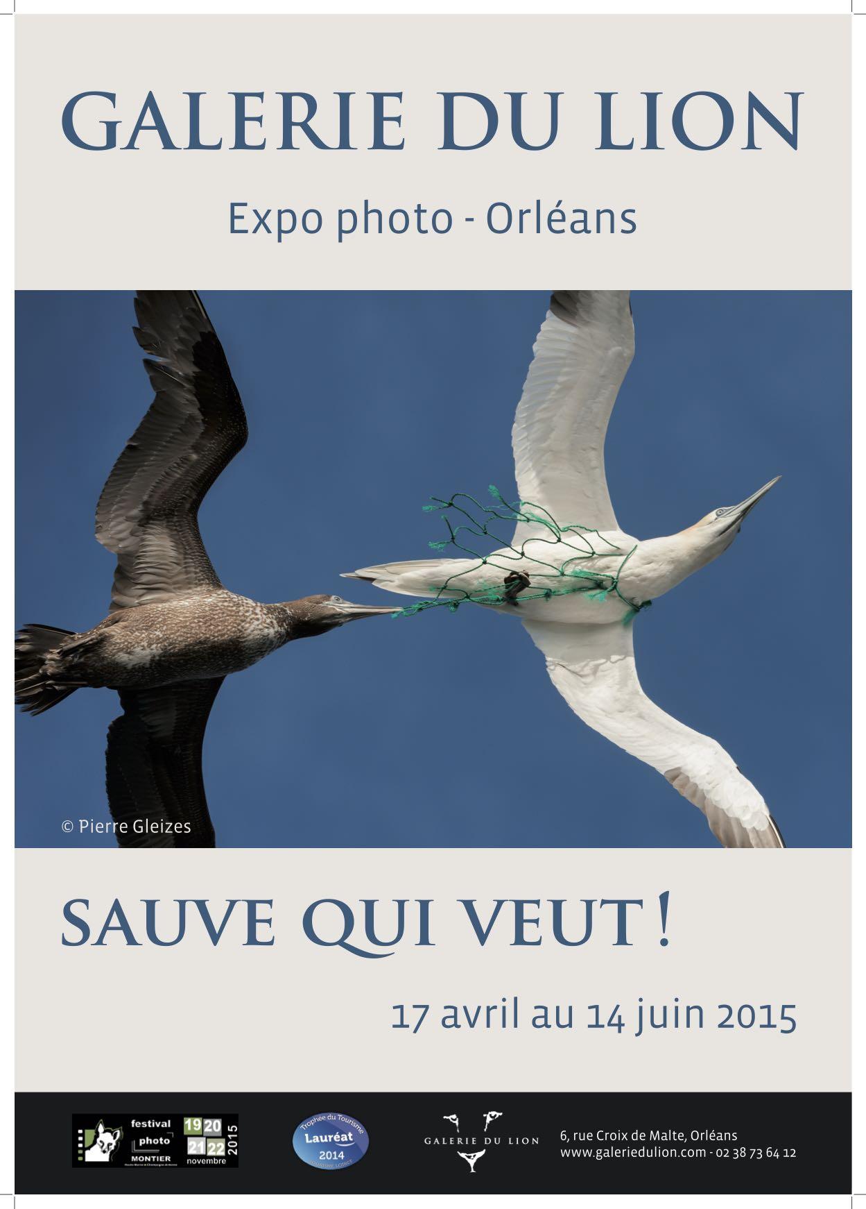 Exposition Sauve qui veut ! de Pierre Gleizes jusqu'au 14 juin 2015