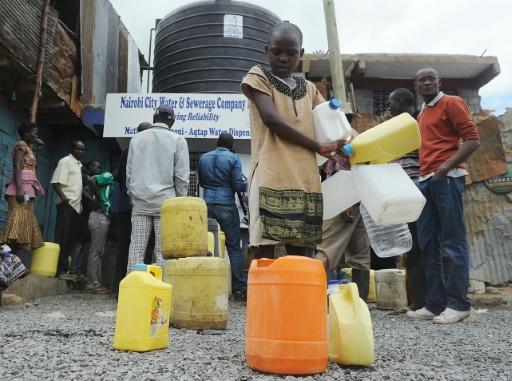kenya eau