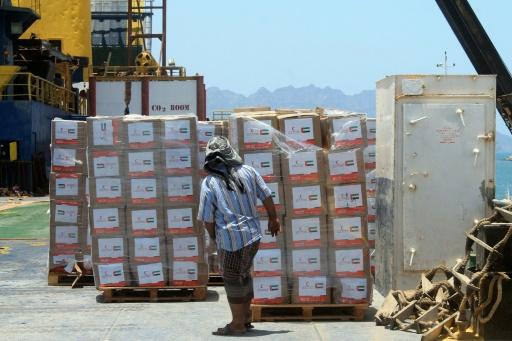 yemen aide humanitaire