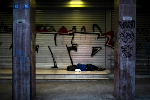 pauvrete grece