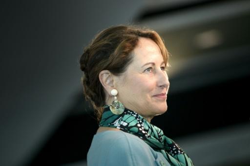 La ministre de l'Ecologie et de l'Energie Ségolène Royal à Washington le 9 juin 2015 © AFP/Archives BRENDAN SMIALOWSKI
