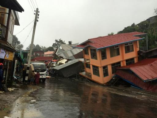 urgence birmanie