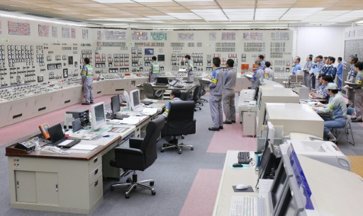 Japon nucléaire