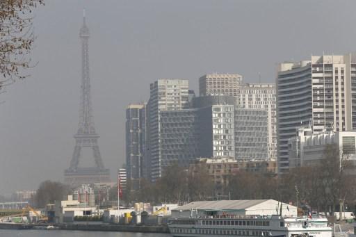 Pauvres et riches inégaux face à la pollution de l'air à Paris