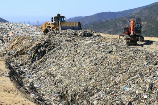 Corse déchets