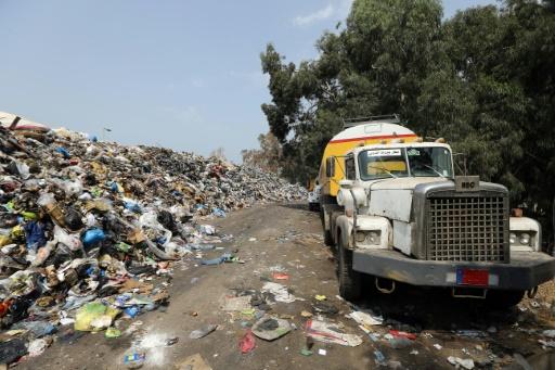 liban ordures