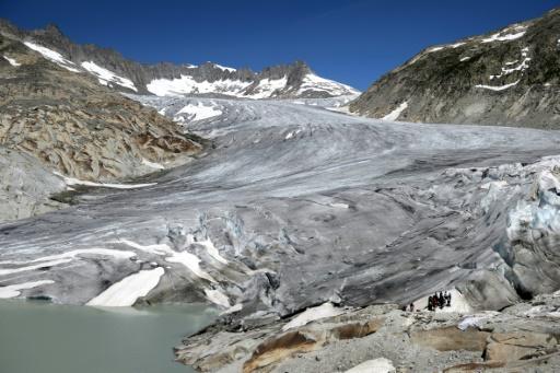 glacier couverrtures