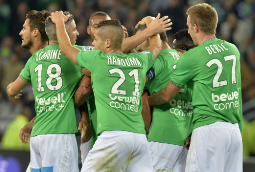Ligue 1 Saint-Etienne