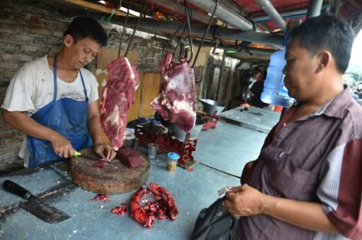 viande asie climat