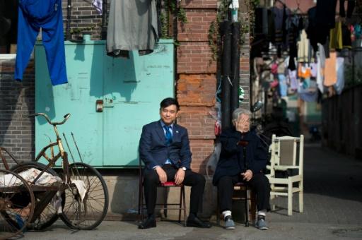 Chine classe moyenne
