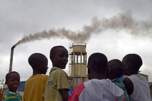 enfants changement climatique