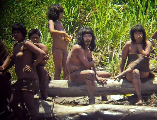 Pérou tribus