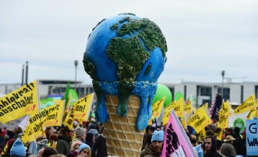 baisse des émissions de CO2