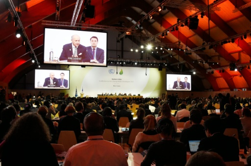 COP21 accord