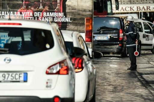 pollution en italie