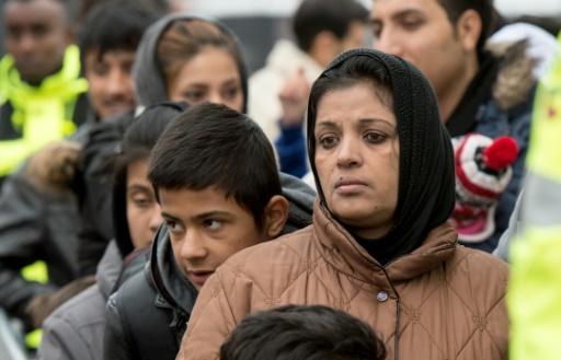 allemagne refugiés