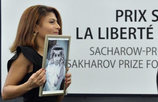 blogueur saoudien