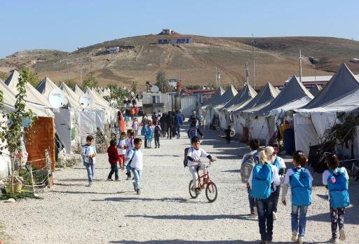 tirquie refugiés