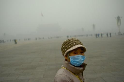 smog chine
