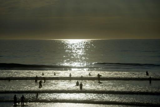 océans chaleur