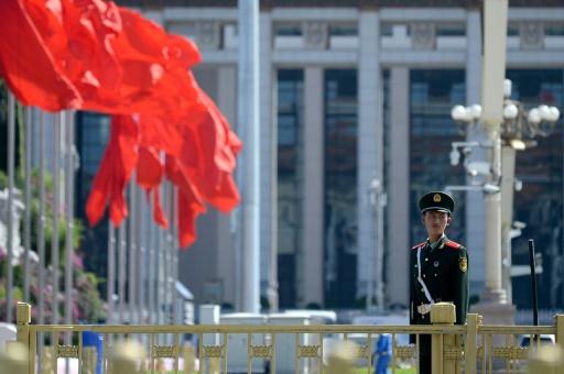 Chine subversion
