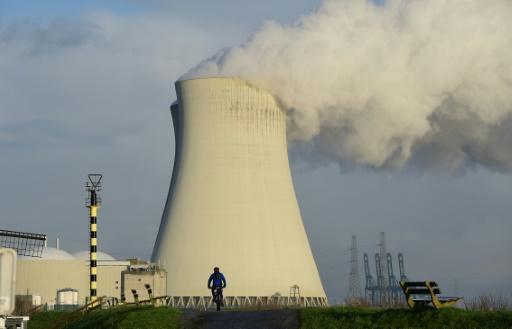 belgique nucleaire