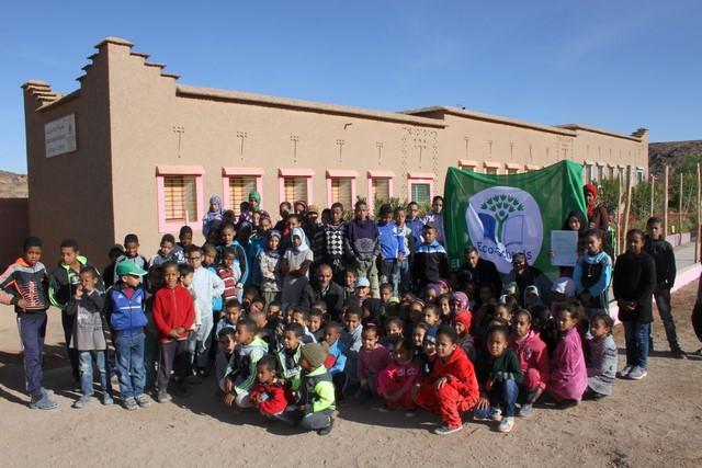 L'école au Maroc © GoodPlanet