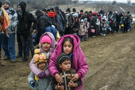 migrants mineurs