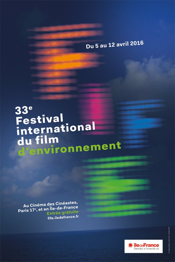 Le festival se déroulera du 5 au 12 avril 2016 à Paris 17.