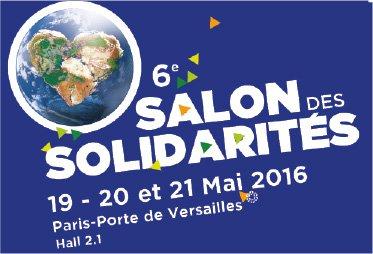 6 me salon des solidarit s du 19 au 21 mai